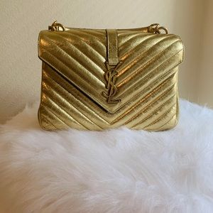 YSL Quilted Hand Bag